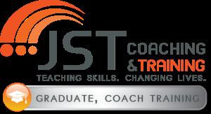 Logo - JST Coaching & Training Graduate